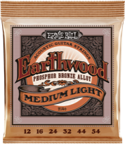 Earthwood Phosphor Acoustic Strings