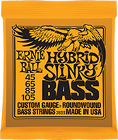 Original Slinky Bass Strings
